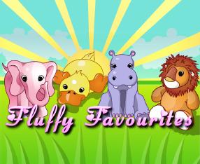 Image of Fluffy Favourites slot