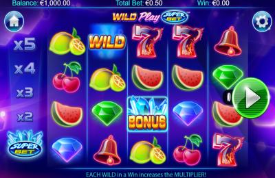 Wild Play Super Bet