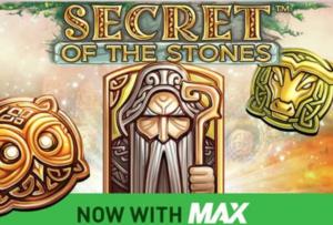 Secrets Of The Stones MAX