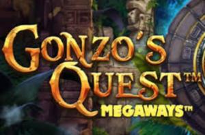 Image of Gonzo's Quest Megaways slot