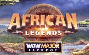 Image of African Legends slot