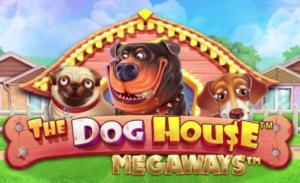 Image of The Dog House MegaWays slot