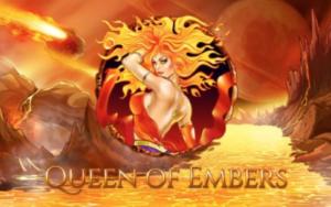 Image of Queen Of Embers slot