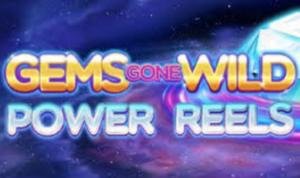 Image of Gems Gone Wild: Power Reels slot