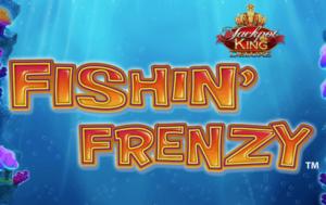 Image of Fishin' Frenzy Jackpot King slot