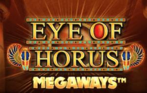 Image of Eye Of Horus Megaways slot