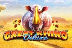 Image of Great Rhino Deluxe slot