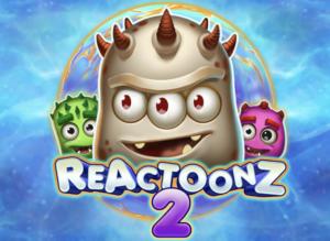 Image of Reactoonz 2 slot