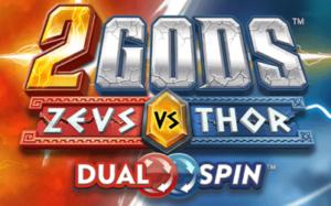Image of 2 Gods Zeus Vs Thor slot