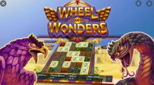 Image of Wheel of Wonders slot