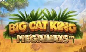 Image of Big Cat King Megaways slot