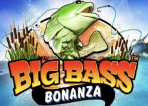 Image of Big Bass Bonanza slot