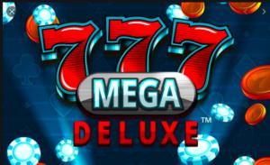 Image of 777 Mega Deluxe slot