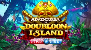 Image of Adventures of Doubloon Island slot