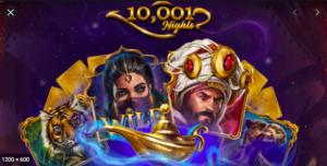 Image of 10001 Nights slot