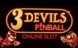 Image of 3 Devils Pinball slot