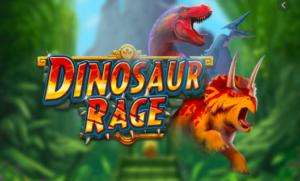 Image of Dinosaur Rage slot