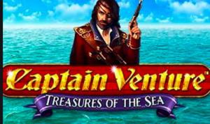 Image of Captain Venture: Treasures of the Sea slot