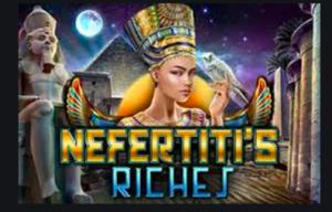 Image of Nefertiti's Riches slot
