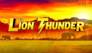 Image of Lion Thunder slot