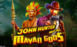 Image of John Hunter and the Mayan Gods slot