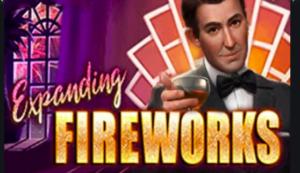 Image of Expanding Fireworks slot