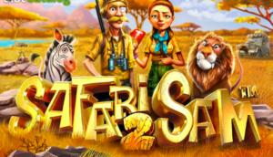 Image of Safari Sam 2 slot