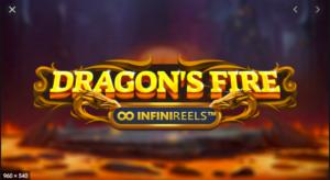 Image of Dragon's Fire Infinireels slot