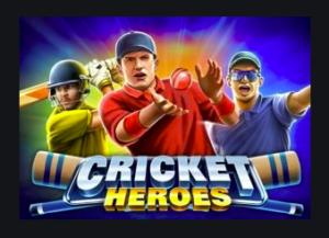 Image of Cricket Heroes slot