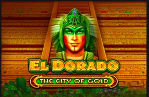 Image of El Dorado The City of Gold Megaways slot