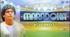Image of Maradona Hyperways slot
