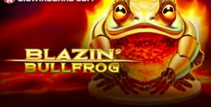 Image of Blazin' Bullfrog slot