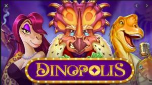 Image of Dinopolis slot