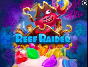 Image of Reef Raider slot