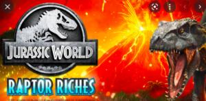 Image of Jurassic World: Raptor Riches slot
