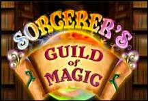 Image of Sorcerer's Guild of Magic slot