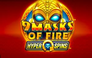 Image of 9 Masks of Fire Hyperspins slot